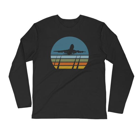 Evening Departure Long Sleeve