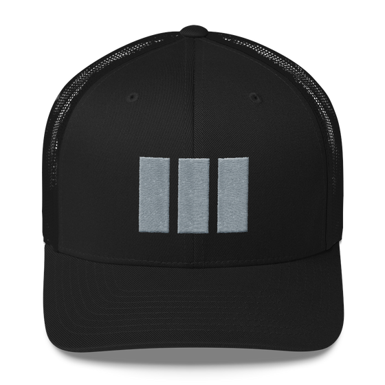 Officer Trucker Hat