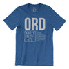 ORD (Chicago) Tee
