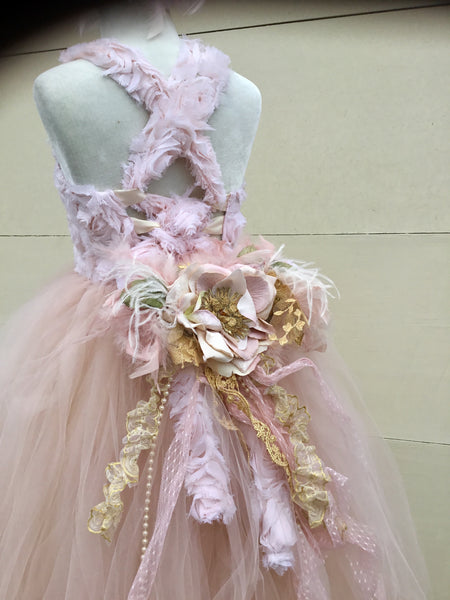 Couture tutu dress-Leanna