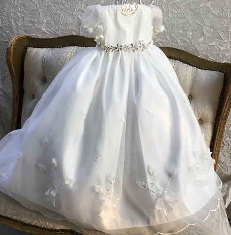 Christening gown-Joselyn SALE
