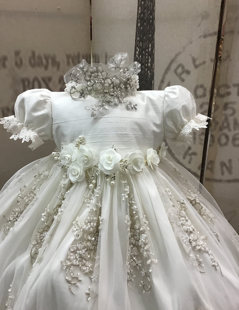 Christening Gown - Chanel