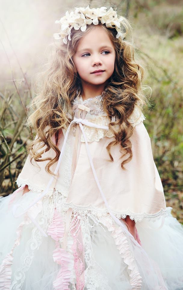 Tutu couture and lace corset-Photography-Flowergirl-bridal-Zoey - ElenaCollection  - 7