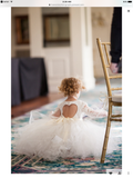 """Candace"" Communion-Flowergirl-Bridal-photoprop-baptism-christening"