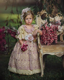 Victorian Toddler Dress-photoprop-flowergirl-bridal-Irinka