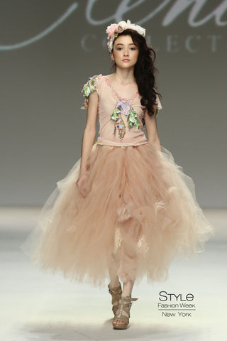 Couture tutu set-Melina