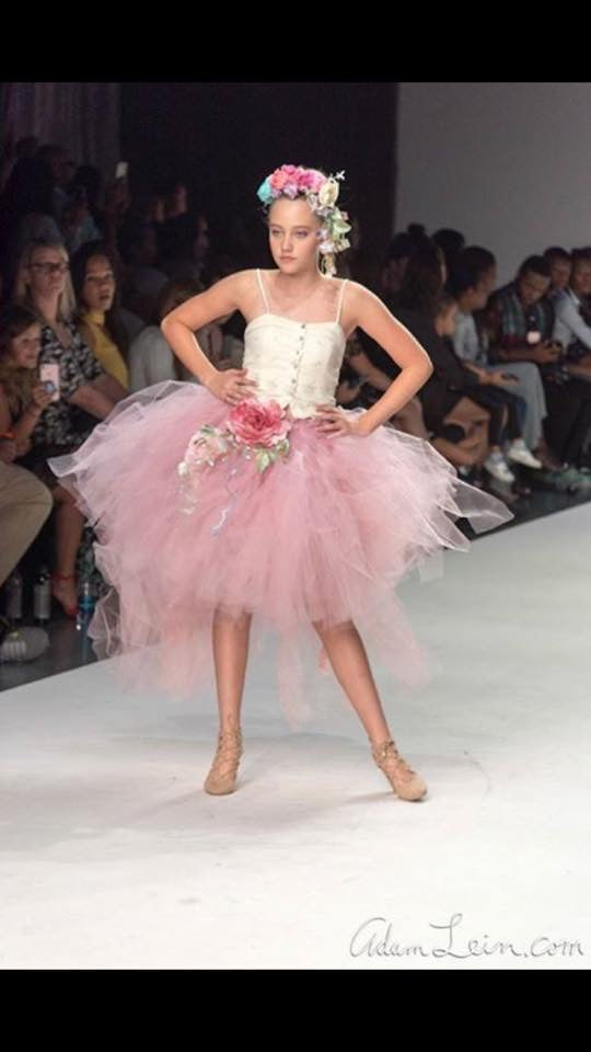 Tutu with corset-Rogan