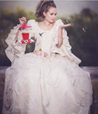 Rent a Victorian wedding dress-Dee