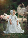 Victorian style after Christening dress for toddlers-Kate