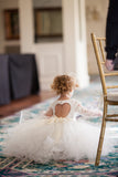 Communion tutu dress-Candace