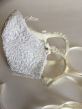 Bridal Face Mask - Alice
