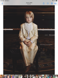 Boy Silk Suit - Victor
