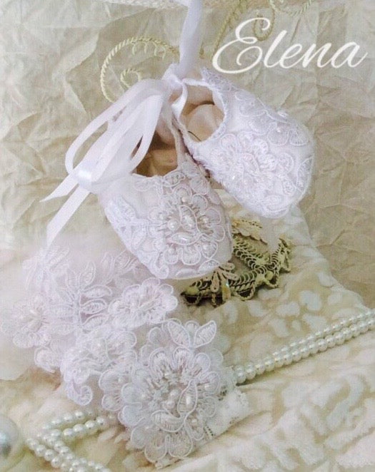 Christening Gown - Claudette