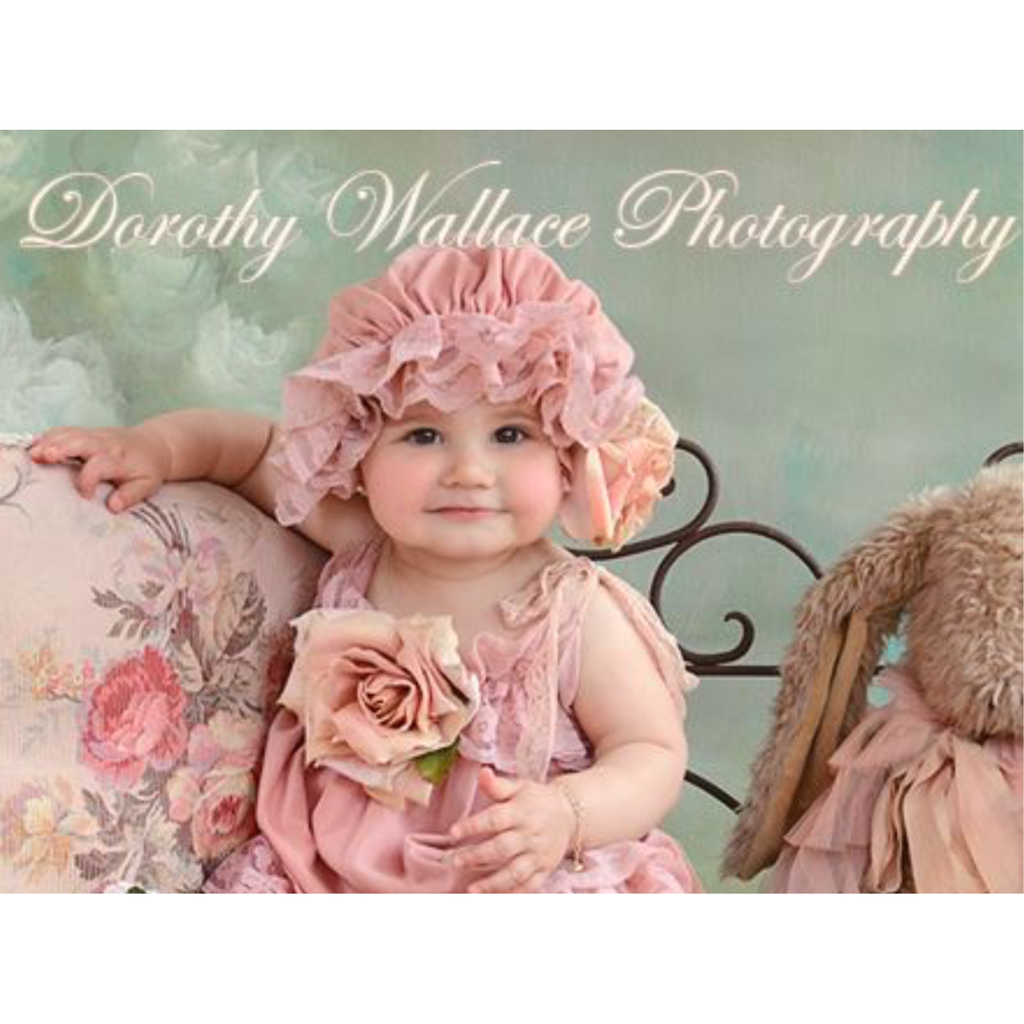 Dorothy Romper and Shower Cap - ElenaCollection  - 4