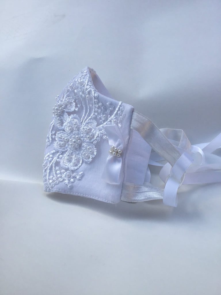 Bridal Lace Mask-Gia