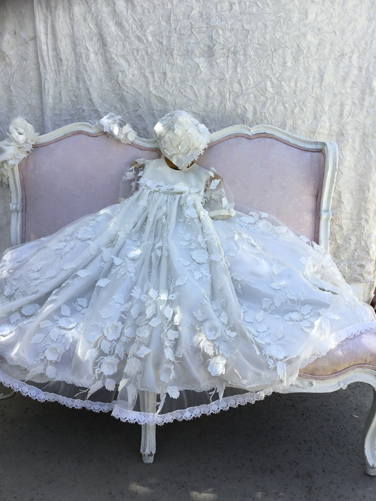 Christening Gown - Andrea