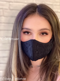 Lace Face Mask - Catherine