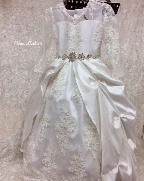Communion dress-Alexandra
