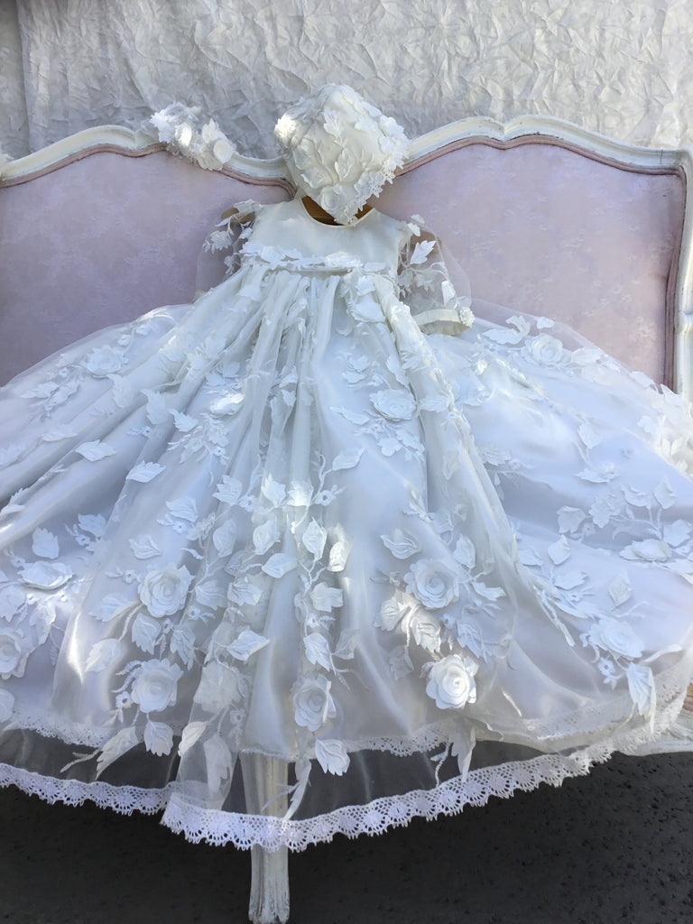 Christening Gown - Luna