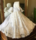 Christening Gown - Emma