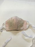 Bridal Face Lace Mask - Viviana