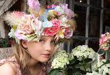 Flower crown-photo prop-Nelly