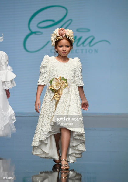 Flower girl dress-Gabriela
