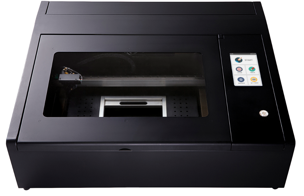 BeamBox Desktop Laser Cutter and Engraver