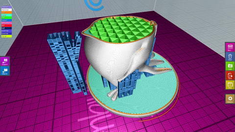 Craftware Software 3D Desktop Printer