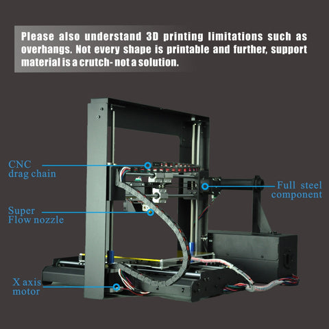 ultimate 3d printing store tampa florida wanhao usa duplicator i3 monoprice craftbot 3d printer online store