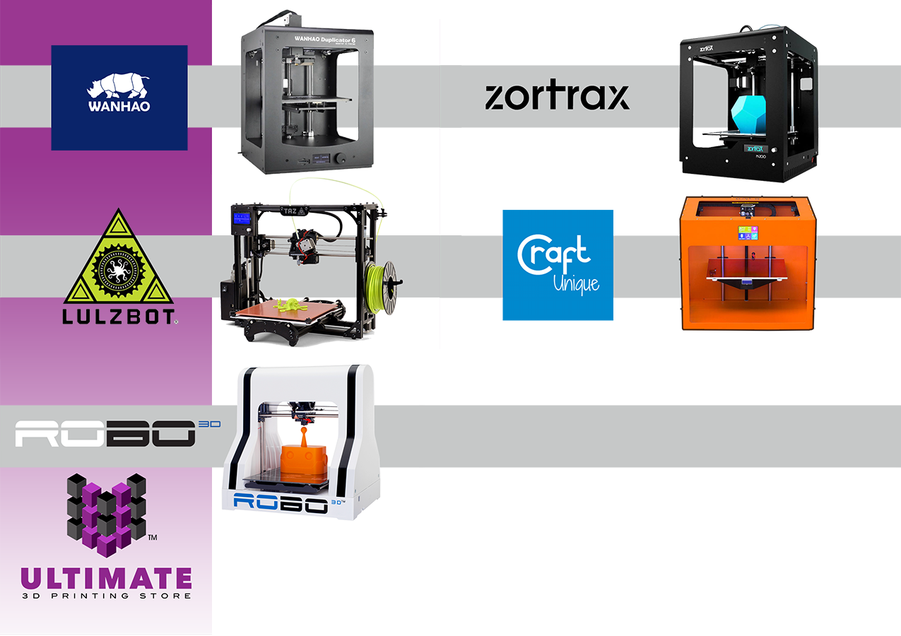 ULTIMATE 3D PRINTING STORE EDUCATIONAL BUYING GUIDE FOR SCHOOLS, COLLEGES, AND LIBRARIES