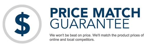 Price matching guarantee