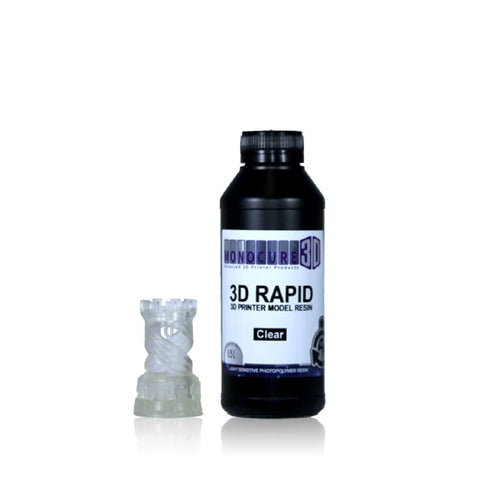 Monocure Rapid 3D Resin 500mL Clear