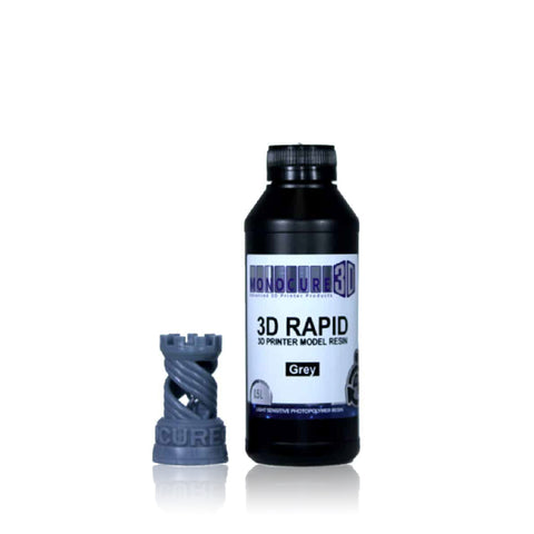 Monocure Rapid 3D Resin 500mL Grey