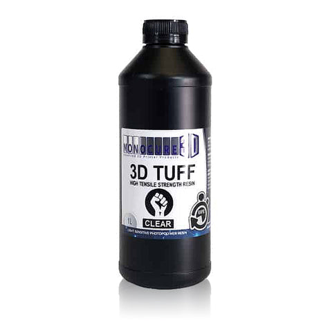 Monocure 3D Rapid TUFF™ Resin 1L - Clear