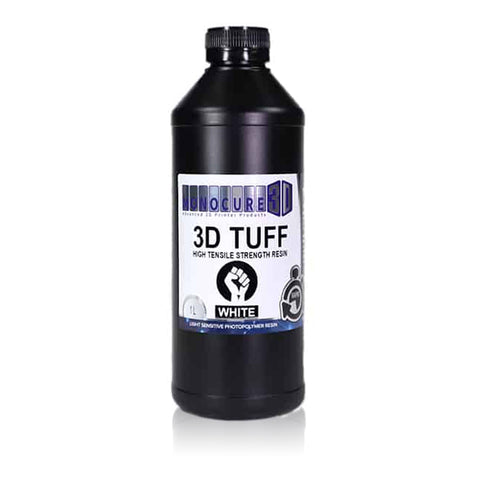 Monocure 3D Rapid TUFF™ Resin 1L - White