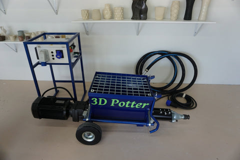 3D Potter Continuous Flow High Volume CF-P30-HT - Ultimate 3D Printing Store