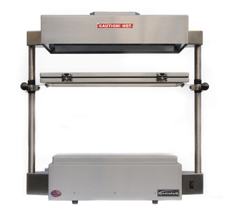 EZFORM - SV 1217 VACUUM FORMING MACHINE