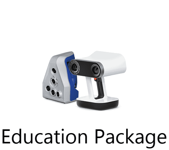 Artec Leo + Space Spider - Education Package - 3D Scanner - Ultimate 3D Printing Store