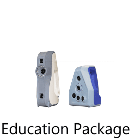 Artec Space Spider + Eva - Education Bundle - 3D Scanner - Ultimate 3D Printing Store