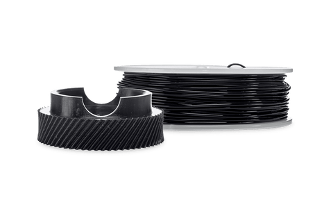 Black - ultimaker nylon filament 2.85mm (750g) - Ultimate 3D Printing Store