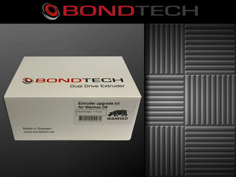 Bondtech extruder kit for Wanhao duplicator 6 - Ultimate 3D Printing Store