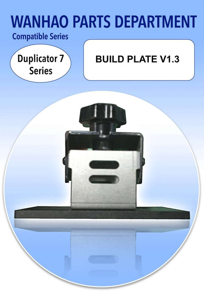 Build plate V1.5 - Wanhao duplicator 7 - Ultimate 3D Printing Store