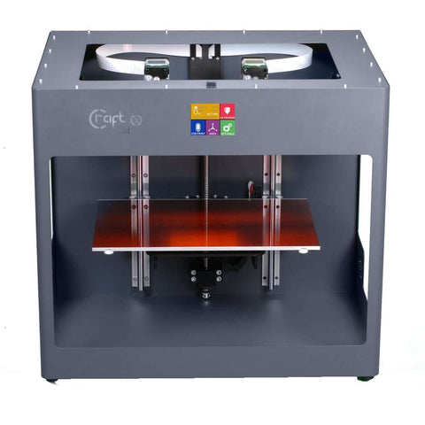 CraftBot 3 3D Printer Fully Assembled - Ultimate 3D Printing Store