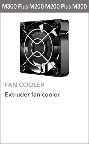 Fan cooler - Ultimate 3D Printing Store