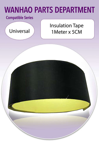 Insulation Tape 1 Meter x 5 cm * Wire Protector * 3D Printer Accessories * 3D Printer Spare Parts-Ultimate 3D Printing Store