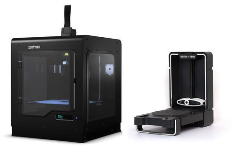 Zortrax M200 Plus / Matter And Form V2 3D Scanner Bundle Package