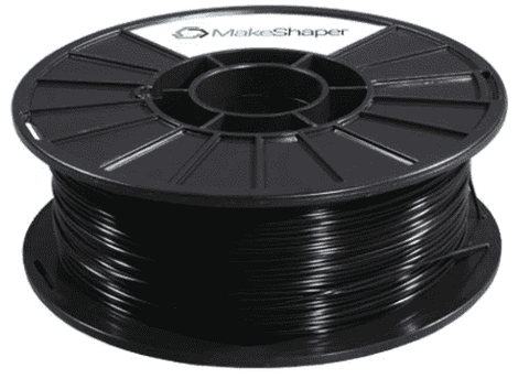 MakeShaper/KVP - Elite PLA - Black - Ultimate 3D Printing Store