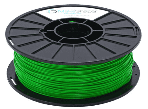MakeShaper/KVP - PETG - Green - Ultimate 3D Printing Store