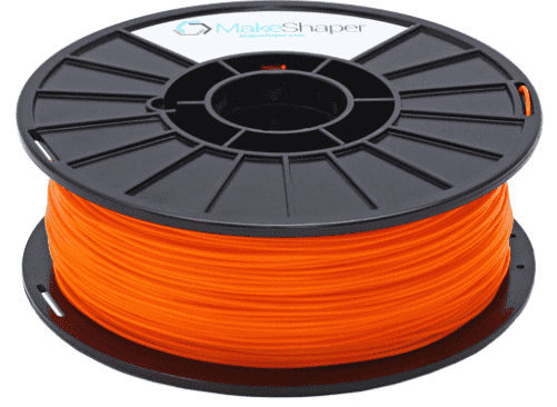 MakeShaper/KVP - PETG - Orange - Ultimate 3D Printing Store